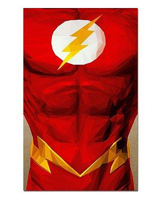 Ímã Decorativo Flash - DC Comics - IQD56