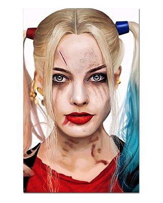 Ímã Decorativo Harley Quinn - DC Comics - IQD67