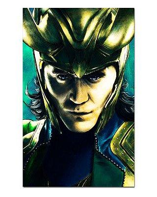 Ímã Decorativo Loki - Marvel Comics - IQM59