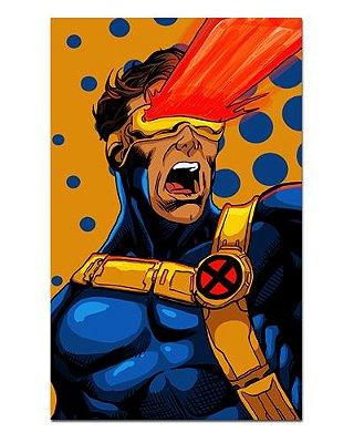 Ímã Decorativo Ciclope - X-Men - IQM68