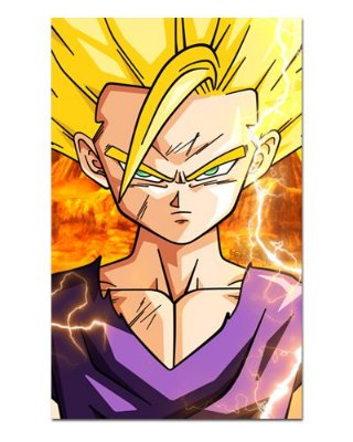 Ímã Decorativo Gohan SSJ2 - Dragon Ball - IDBZ05
