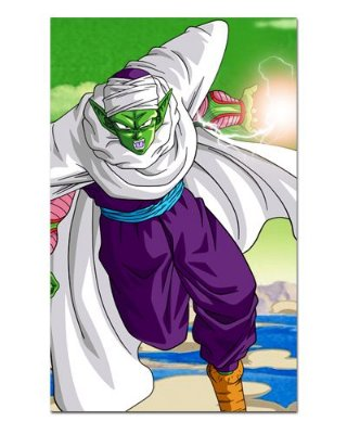 Ímã Decorativo Piccolo - Dragon Ball - IDBZ12
