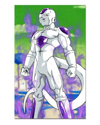 Ímã Decorativo Freeza - Dragon Ball - IDBZ13