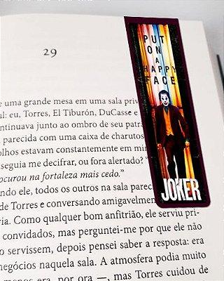 Marcador De Página Magnético Joker - MDC169