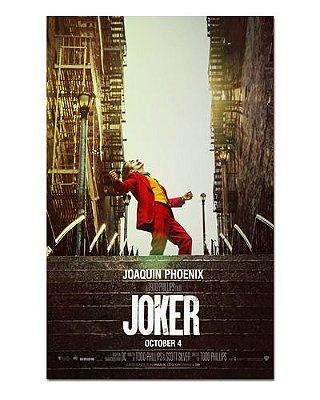 Ímã Decorativo Joker Joaquin Phoenix - DC Comics - IQD98