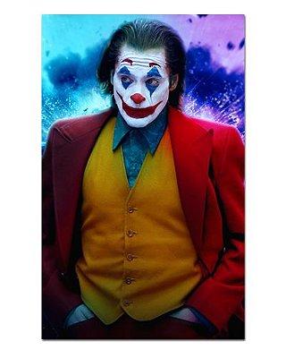 Ímã Decorativo Joker Joaquin Phoenix - DC Comics - IQD100