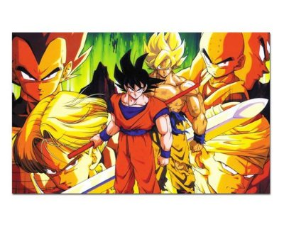 Ímã Decorativo Dragon Ball - IDBZ16
