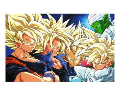 Ímã Decorativo Dragon Ball - IDBZ17