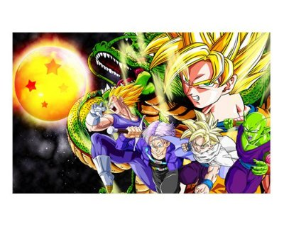 Ímã Decorativo Dragon Ball - IDBZ18