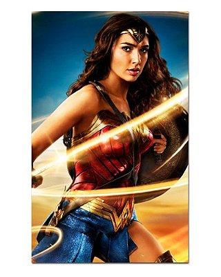 Ímã Decorativo Mulher-Maravilha - DC Comics - IQD85