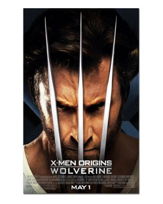 Ímã Decorativo Pôster X-Men Origins: Wolverine - IPF26