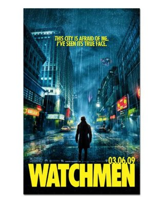 Ímã Decorativo Pôster Watchmen - IPF27