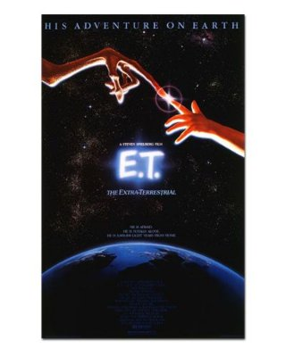 Ímã Decorativo Pôster E.T: O Extraterrestre - IPF495