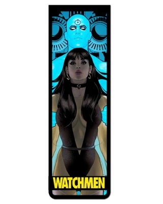 Marcador De Página Manhattan e Espectral - Watchmen - MDC185