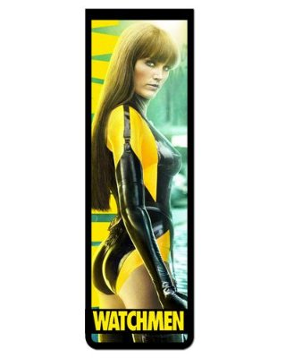 Marcador De Página Magnético Espectral - Watchmen - MDC190