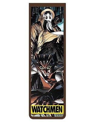 Marcador De Página Magnético Coruja e Rorschach - Watchmen - MDC194
