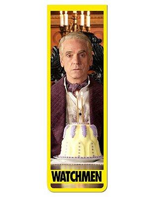 Marcador De Página Magnético Ozymandias - Watchmen - MDC196