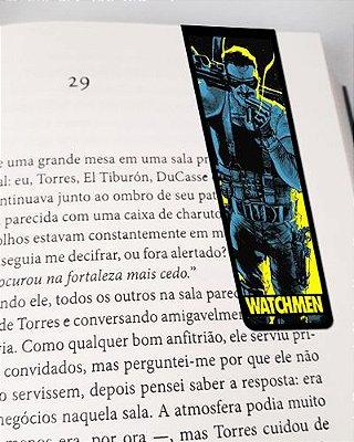 Marcador De Página Magnético Comediante - Watchmen - MDC198