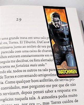 Marcador De Página Magnético Comediante - Watchmen - MDC200