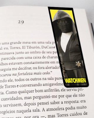 Marcador De Página Magnético Sister Night - Watchmen - MDC201