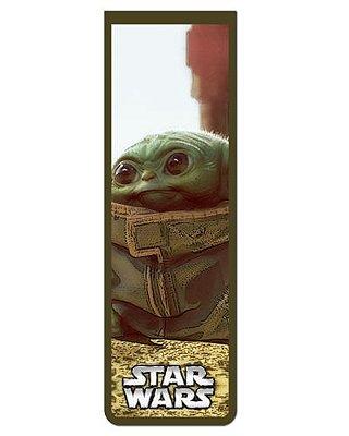 Marcador De Página Magnético Baby Yoda - Star Wars - MFI240