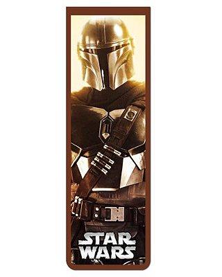 Marcador De Página Magnético Mandaloriano - Star Wars - MFI245