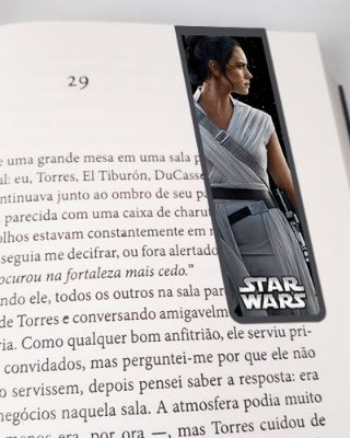 Marcador De Página Magnético Rey - Star Wars - MFI248