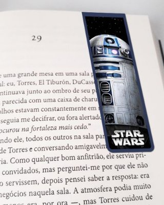 Marcador De Página Magnético R2-D2 - Star Wars - MFI250