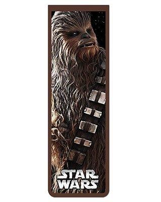 Marcador De Página Magnético Chewbacca - Star Wars - MFI254
