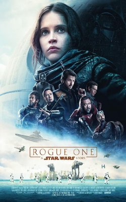 Ímã Decorativo Pôster Star Wars Rogue One - IPF226