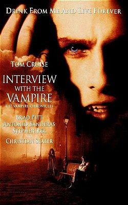 Ímã Decorativo Pôster Entrevista com o Vampiro - IPF290