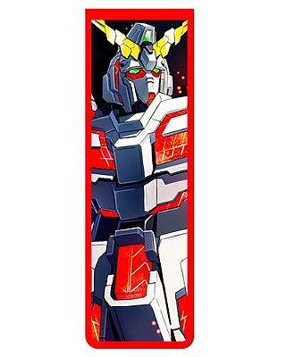Marcador De Página Magnético Gundam Unicorn - Gundam - MAN331