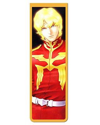 Marcador De Página Magnético Char Aznable - Gundam - MAN350