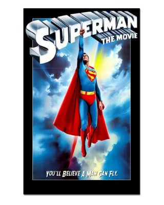 Ímã Decorativo Pôster Superman - IPF592