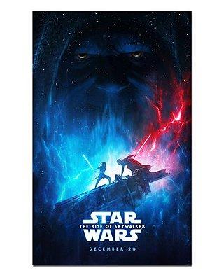 Ímã Decorativo Pôster Star Wars A Ascensão Skywalker - IPF596