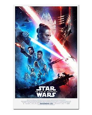 Ímã Decorativo Pôster Star Wars A Ascensão Skywalker - IPF597