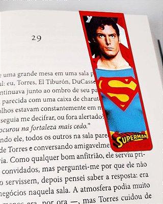 Marcador De Página Magnético Superman - MDC219