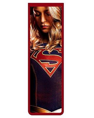 Marcador De Página Magnético Supergirl - MDC223