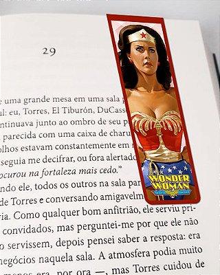 Marcador De Página Magnético Wonder Woman - MDC227
