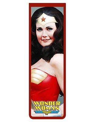 Marcador De Página Magnético Wonder Woman - MDC228