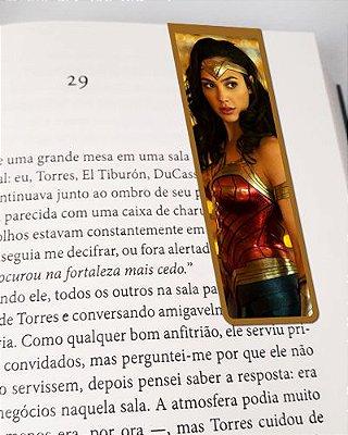 Marcador De Página Magnético Wonder Woman - MDC230