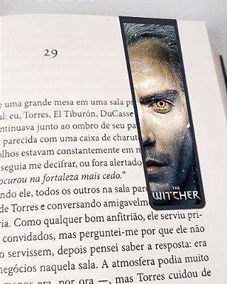 Marcador De Página Magnético Geralt - The Witcher - MTW13