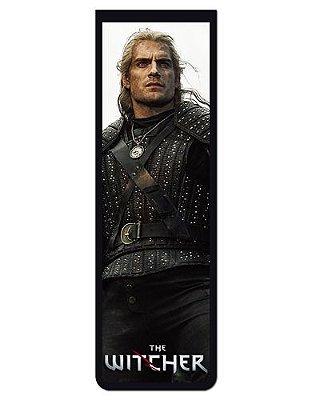 Marcador De Página Magnético Geralt - The Witcher - MTW19