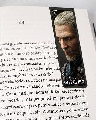 Marcador De Página Magnético Geralt - The Witcher - MTW20