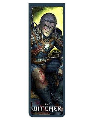 Marcador De Página Magnético Geralt - The Witcher - MTW21