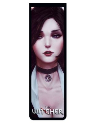 Marcador De Página Magnético Yennefer - The Witcher - MTW34