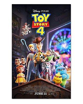 Ímã Decorativo Pôster Toy Story 4 - IPF612