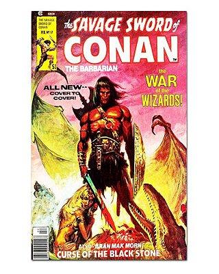 Ímã Decorativo Capa de Quadrinhos Conan - CQO03