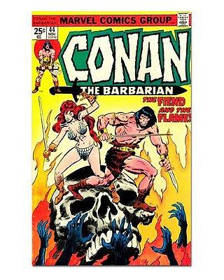 Ímã Decorativo Capa de Quadrinhos Conan - CQO07