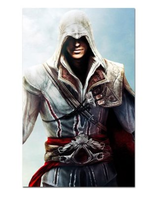Ímã Decorativo Ezio - Assassin's Creed - IAC02